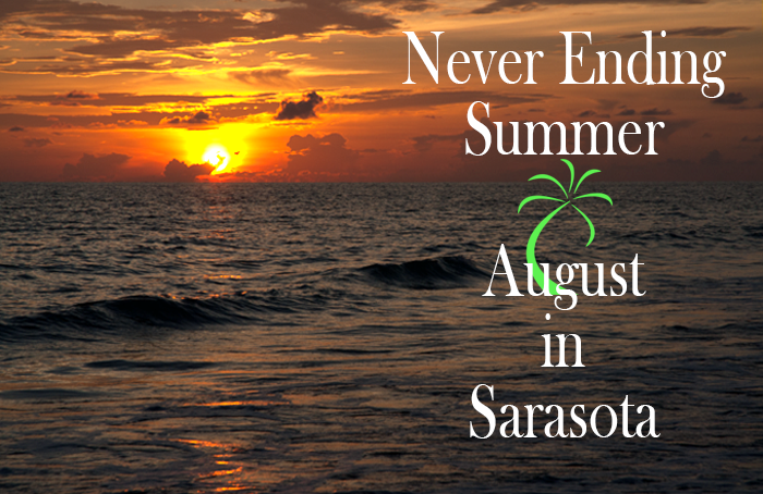 Never Ending Summer August in Sarasota
