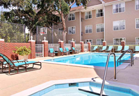 Marriott Residence Sarasota Pool